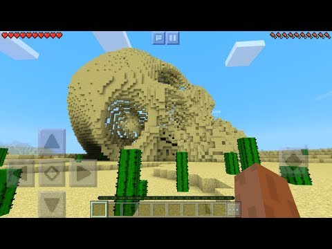 The Most SCARY SEED in Minecraft! (Haunted Cursed Seed)