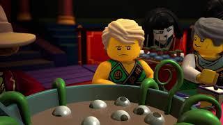 Bine ați venit la muzeul Ninjago! - LEGO NINAGO - compilație