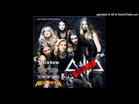 Aella - All We Are (Doro cover Live)