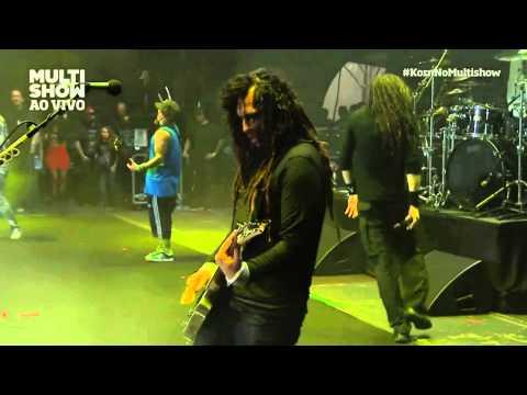 Korn - Love & Meth (Live Monters Of Rock 2013)