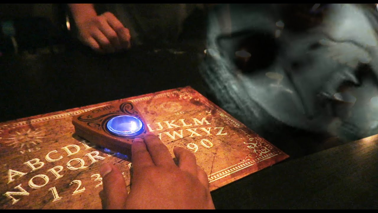 Ouija Board Gone Wrong Youtube