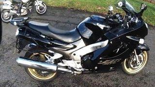 2004 Kawasaki ZZR1200 road test review
