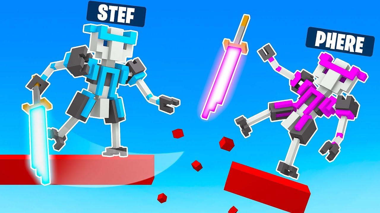 Download STEF VS PHERE NELLA GUERRA DEI ROBOT! - Clone Drone In The Danger Zone