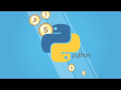 Python Tutorial For Beginners - Learn Python By Building A Blockchain & Cryptocurrency