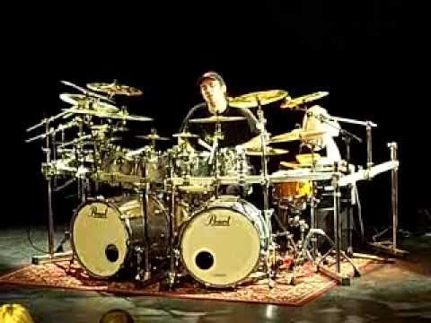 George Kollias NaTo Leipzig Drum Clinic