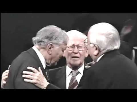 """""""Praise-Worship-Testimonies"""" Urshan, Williams, Ewing, Mangun BOTT 2000"""