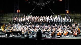 Nicola & Bart Ennio Morricone @ Nimes France 2015 her's to you