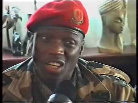 YAHYA JAMMEH FIRST INTERVIEW WITH SENEGAL MEDIA