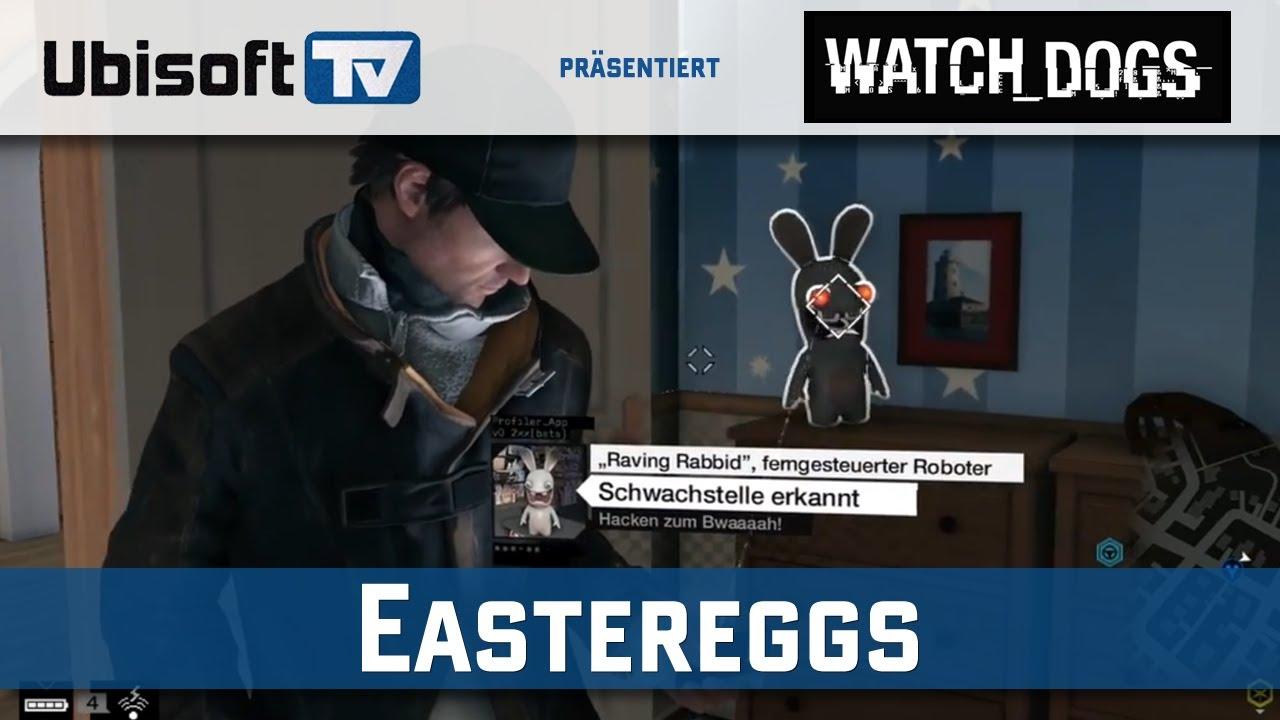 Eastereggs In Watch Dogs Ubisoft De