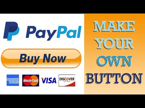 How To Make PayPal Buttons For Your Website - Collect Money With PayPal