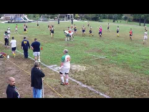 Northeast Philadelphia Irish Men's Rugby vs Media Rugby 10-14-17