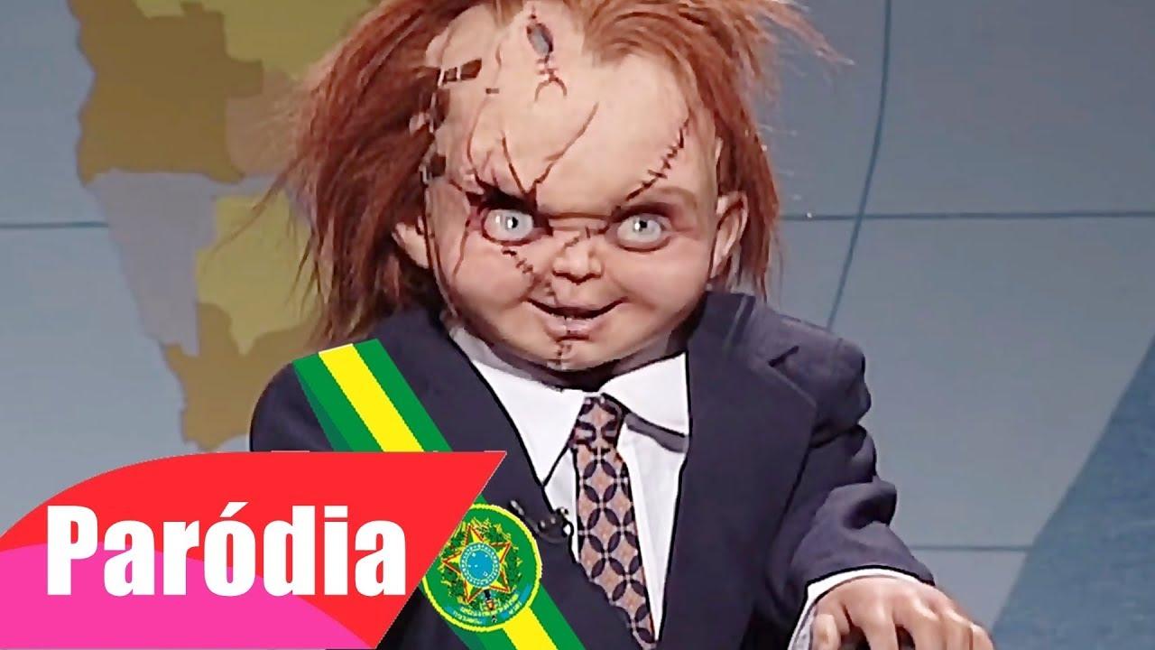 CHUCKY DO VIDEO PEGADINHA BAIXAR DA