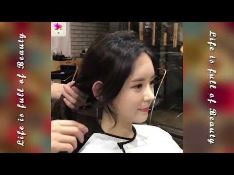 ✄ How to Cut Bangs Korean Style ✄ Bang Cutting Tutorial   LIFOB
