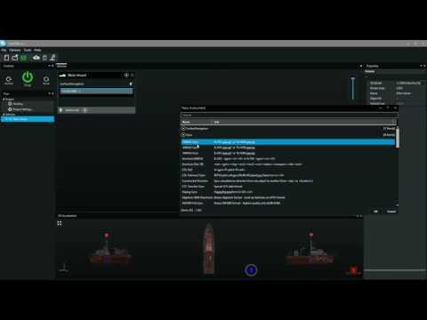 EIVA NaviSuite - Multibeam and hydrographic surveys - Easy configuration in NaviPac