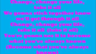 Change Your Life Little Mix Karaoke / Instrumental