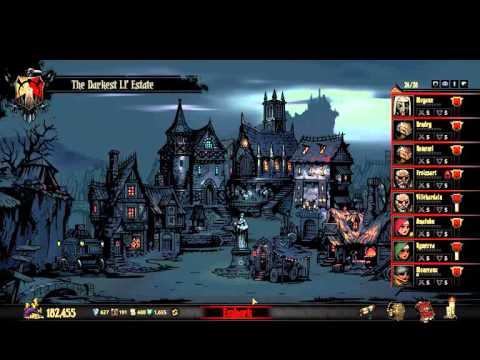 Прохождение Darkest Dungeon, Часть 21 - Антикварные Миллионы и Бандиты-Ловкачи
