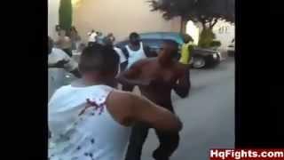 hardcore street fight