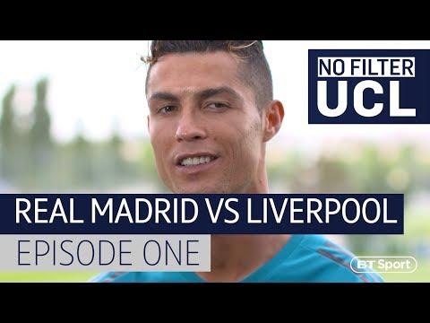 Real Madrid vs Liverpool: Ronaldo, Salah & Klopp talk the Champions League final - No Filter UCL