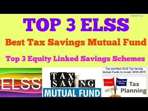 Top 3 Equity Link Savings Schmes For Tax Savings(ELSS)   Top Tax Savings Mutual Fund