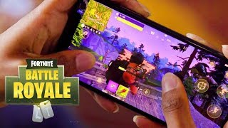 FORTNITE- DOWNLOAD FORTNITE MOBILE IOS AND ANDROID, ONE METHOD WORKING!