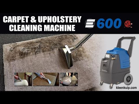 upholstery cleaning machine reviews
