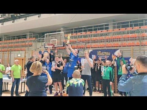 Югорская сборная по волейболу среди глухих завоевала кубок Европейской Лиги чемпионов