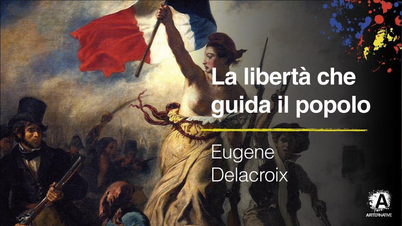 la libert che guida il popolo eugene delacroix youtube On la liberta che guida il popolo