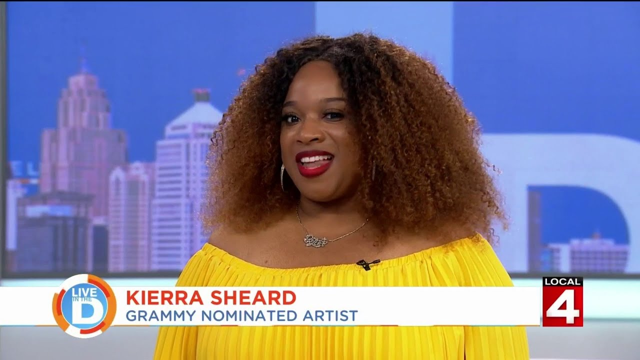 Kiki Sheard Is Dropping New Music, New Book And Spilling Cheating Tea [VIDEO]