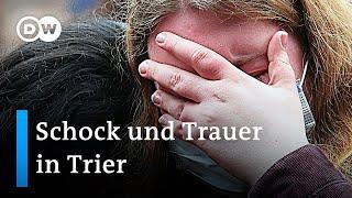 Nach der Amokfahrt von Trier: Wie können wir große Schocks verarbeiten | DW Nachrichten