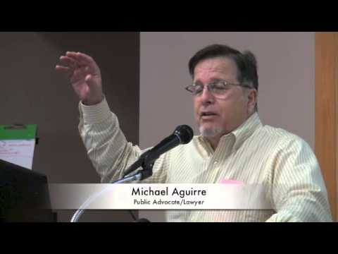 Nuclear Power, CA Public Utility Commission &  Corruption With Lawyer Michael Aguirre