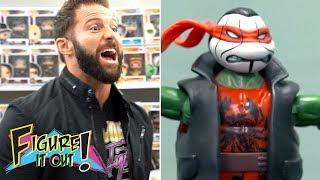 Hawkins & Ryder find the strangest Sting figure ever: Zack & Curt Figure It Out