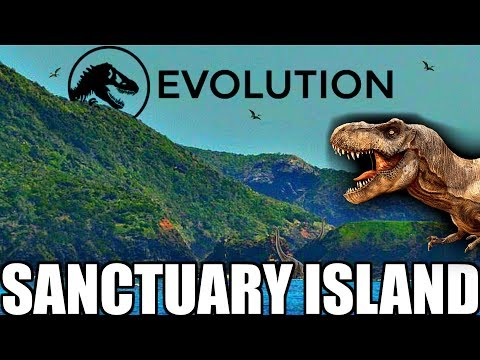 SANCTUARY ISLAND COULD CHANGE EVERYTHING ABOUT (Jurassic World Evolution)