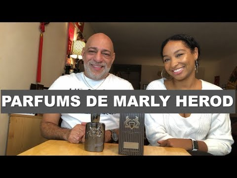 Parfums de Marly Herod REVIEW with Tiff Benson + GIVEAWAY (CLOSED)