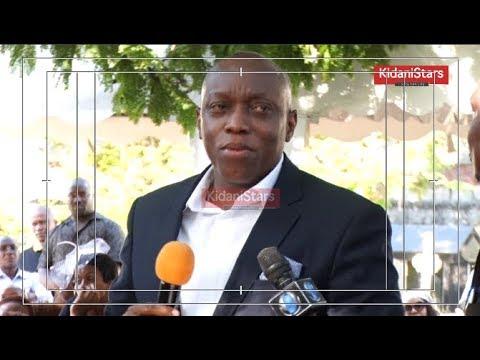 KIBONDE: Mke Wangu ''Aliniambi Nikifa Utalea Watoto''