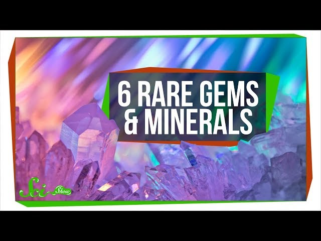 6 Gems and Minerals Much Rarer (and Cooler) Than Diamonds