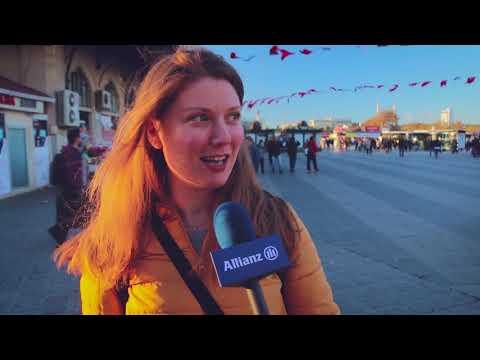 Allianz // Sokak Röportajı