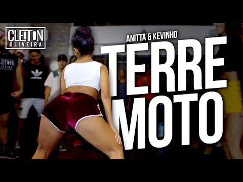Terremoto - Anitta & Kevinho COREOGRAFIA Cleiton Oira  IG: CLEITONRIOSWAG Part1