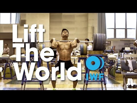 IWF Lift the World Weightlifting Documentary