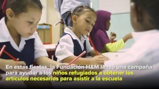 ¡Gracias! - Campaña de la Fundación H&M en apoyo al ACNUR
