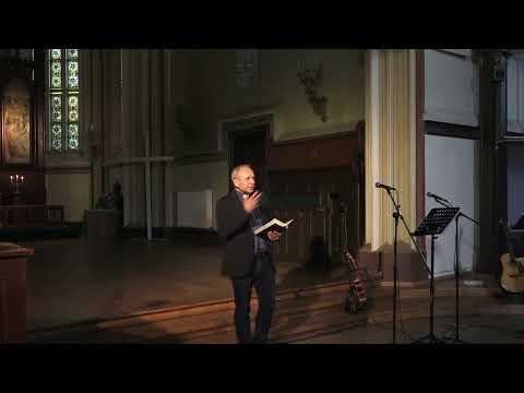 13.06.2021  |  Step Up  I  Rīgas Sv. Pāvila draudzes dievkalpojuma sprediķis