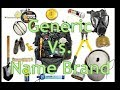 Bug Out Bag Intro and Price Comparison - Name Brand Vs. Generic