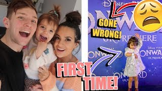 TAKING OUR DAUGHTER TO HER FIRST EVER RED CARPET!!! * GONE WRONG*