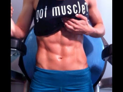 MUST-DO AB/CORE EXERCISES: RIPPED FREAK ABS