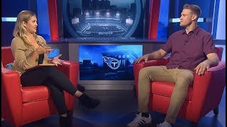Ryan Tannehill's Hard Work Paying Off | Titans 1-on-1