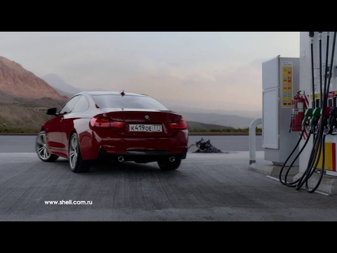 Топливо Shell V-Power