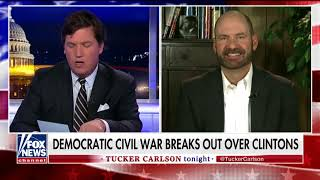Tucker Clinton dynasty crumbles