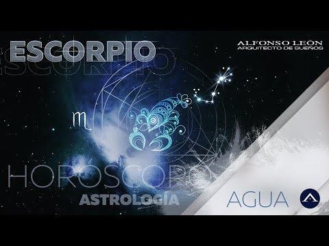ESCORPIO - HORÓSCOPO SEMANAL - 15 AL 21 DE MAYO - ALFONSO LEÓN ARQUITECTO DE SUEÑOS