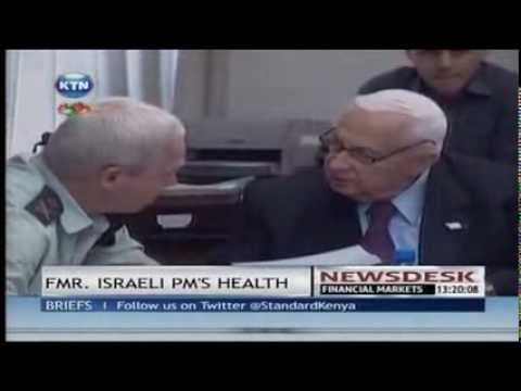 Health Of Former Israeli Prime Minister Ariel Sharon Worsens