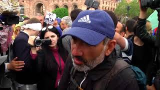 Երկխոսության կգնանք այն ժամանակ, երբ Արմեն Սարգսյանը տեղեկանք բերի․Փաշինյան