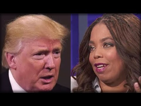 A DAY AFTER SHE WAS FIRED, TRUMP TOOK DOWN ESPN'S JEMELE HILL WITH THIS ONE TWEET